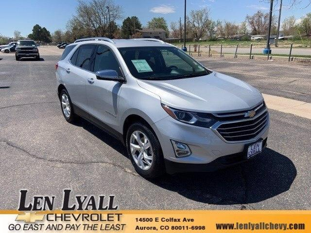 used 2019 Chevrolet Equinox car, priced at $30,480