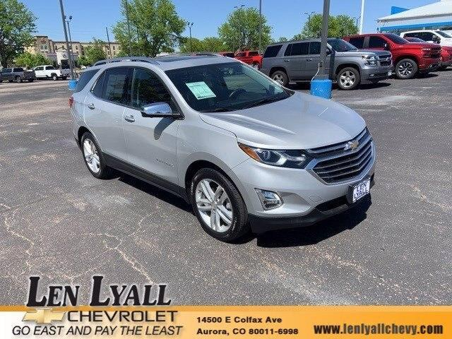 used 2019 Chevrolet Equinox car, priced at $32,580