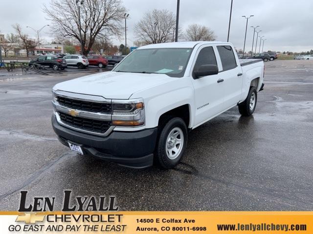 used 2017 Chevrolet Silverado 1500 car, priced at $31,308