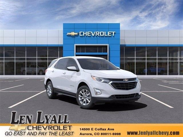 new 2021 Chevrolet Equinox car, priced at $30,894