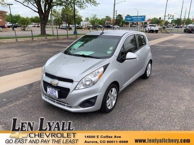 used 2014 Chevrolet Spark car, priced at $10,180