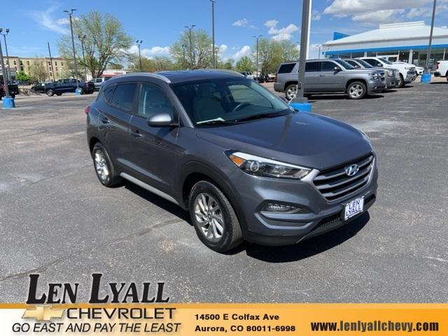 used 2018 Hyundai Tucson car, priced at $23,580