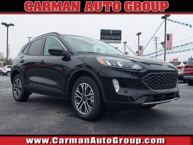 new 2021 Ford Escape car, priced at $36,455