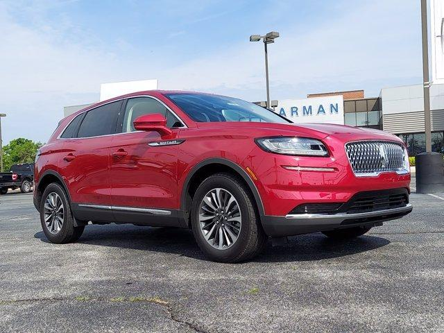 new 2021 Lincoln Nautilus car, priced at $48,095