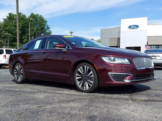 used 2018 Lincoln MKZ car, priced at $36,995