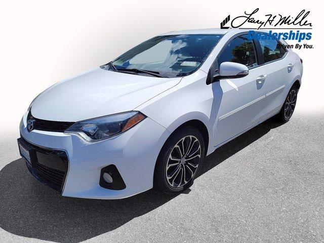 used 2015 Toyota Corolla car, priced at $16,476