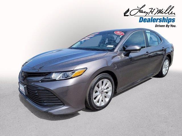 used 2018 Toyota Camry car, priced at $22,999