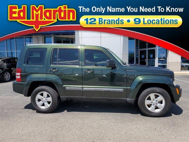 used 2012 Jeep Liberty car, priced at $11,577