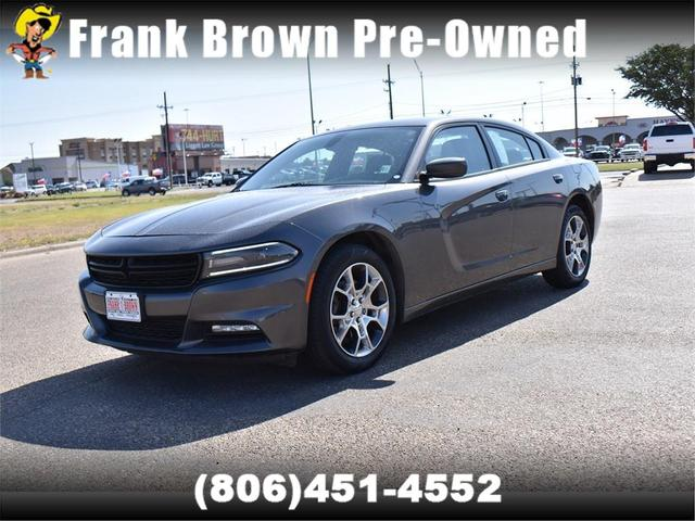 used 2015 Dodge Charger car, priced at $19,075