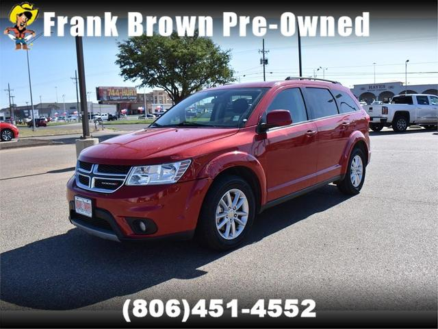 used 2017 Dodge Journey car, priced at $18,325