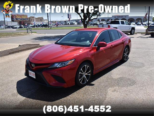 used 2019 Toyota Camry car, priced at $26,975