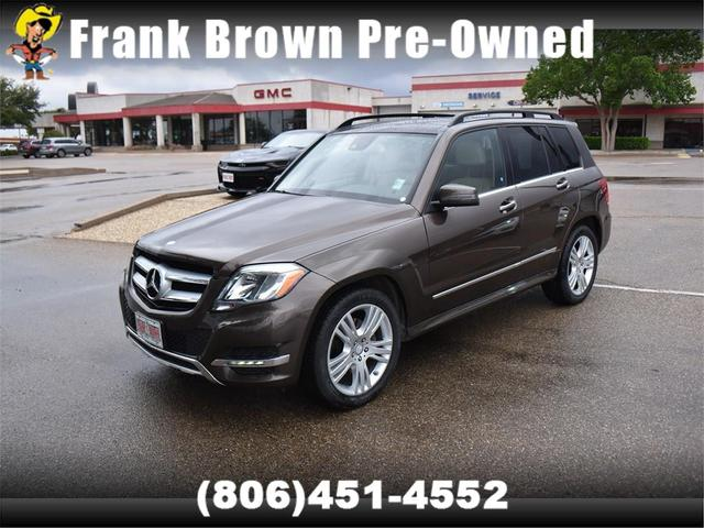 used 2014 Mercedes-Benz GLK-Class car, priced at $20,950