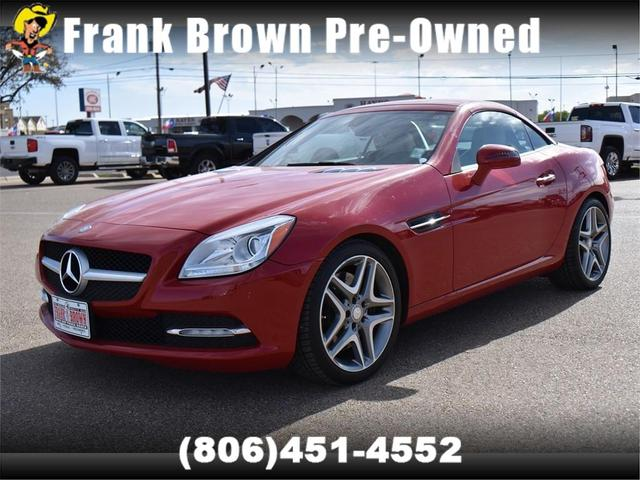 used 2013 Mercedes-Benz SLK-Class car, priced at $25,834