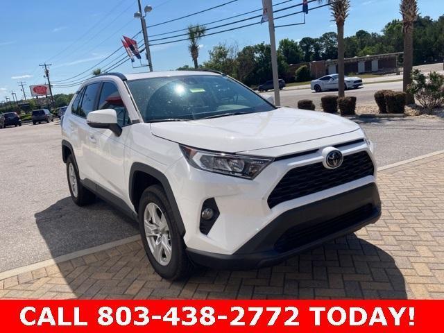 used 2020 Toyota RAV4 car, priced at $28,550