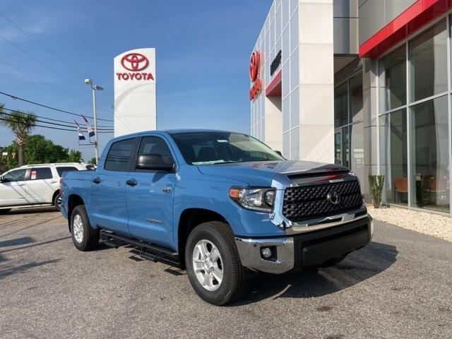 new 2021 Toyota Tundra car, priced at $49,687