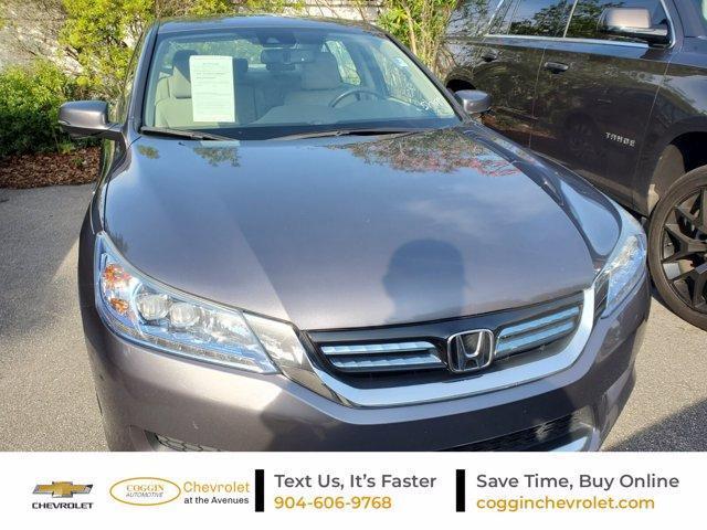 used 2014 Honda Accord Hybrid car, priced at $15,500