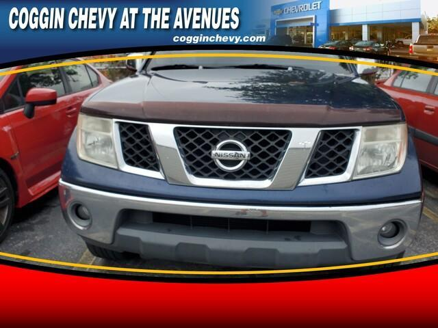 used 2007 Nissan Frontier car, priced at $11,500