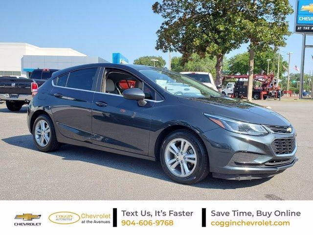 used 2017 Chevrolet Cruze car, priced at $14,899