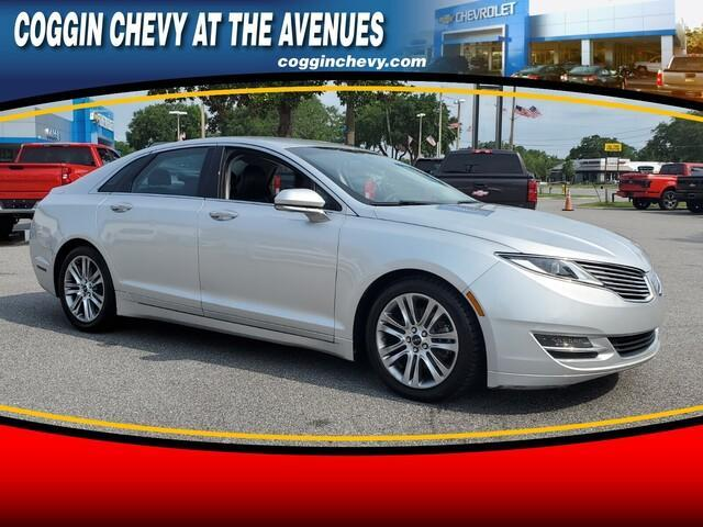 used 2014 Lincoln MKZ car, priced at $12,991