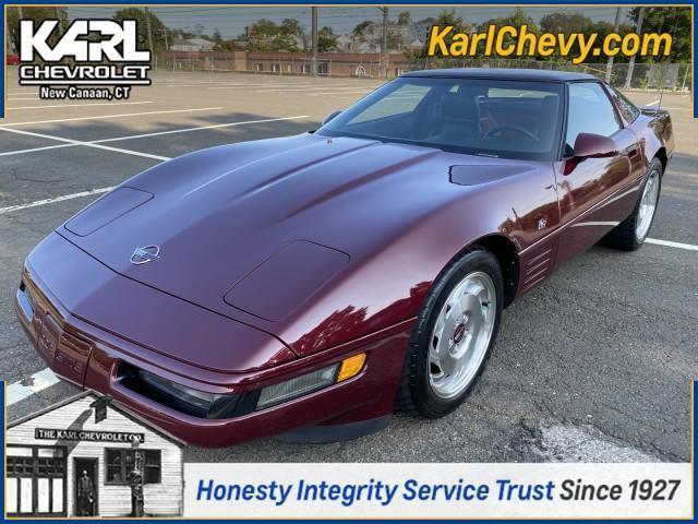 used 1993 Chevrolet Corvette car, priced at $21,927