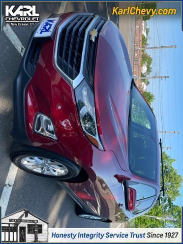 used 2018 Chevrolet Equinox car