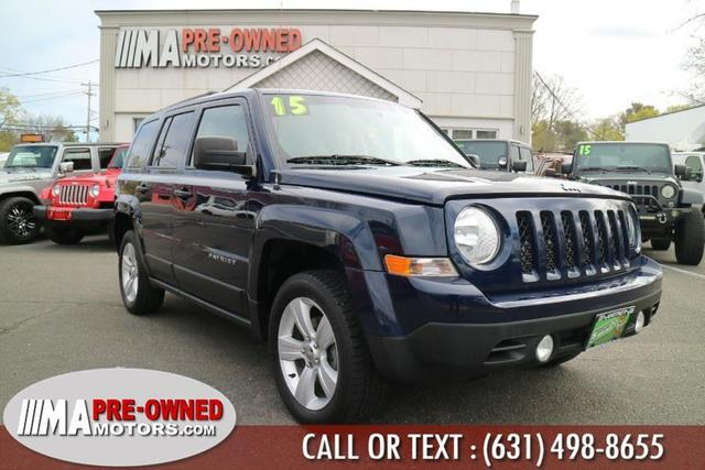 used 2015 Jeep Patriot car, priced at $12,995