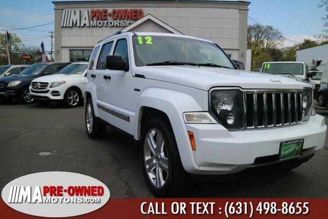 used 2012 Jeep Liberty car, priced at $11,595