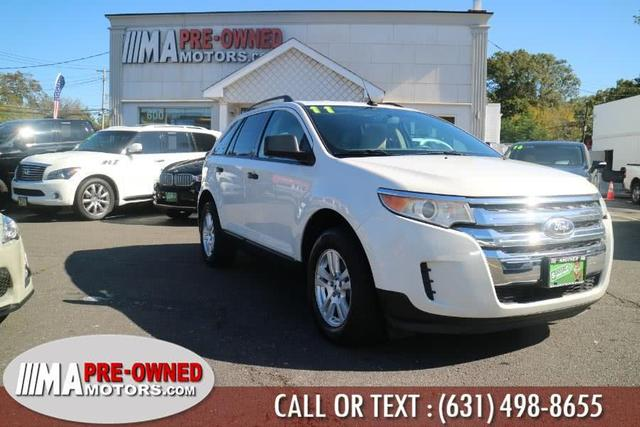 used 2011 Ford Edge car, priced at $9,495