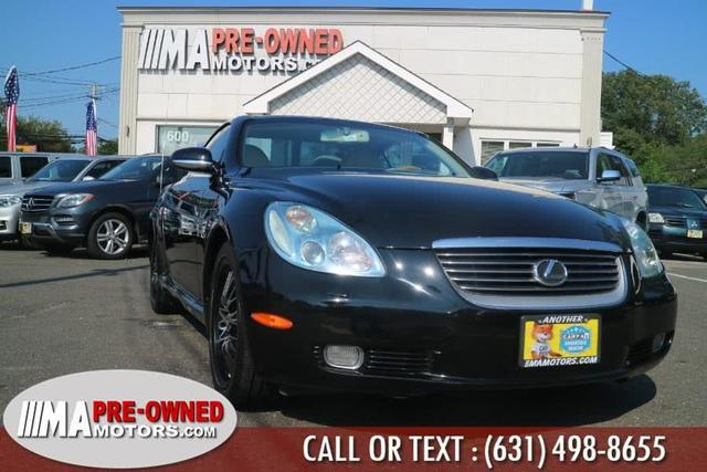 used 2005 Lexus SC 430 car, priced at $15,995