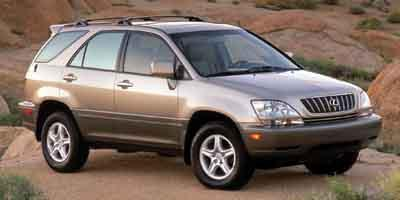 used 2002 Lexus RX 300 car, priced at $4,495