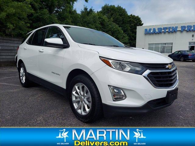 used 2018 Chevrolet Equinox car, priced at $25,995