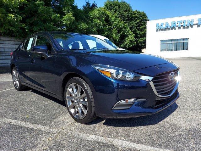 used 2018 Mazda Mazda3 car, priced at $23,495