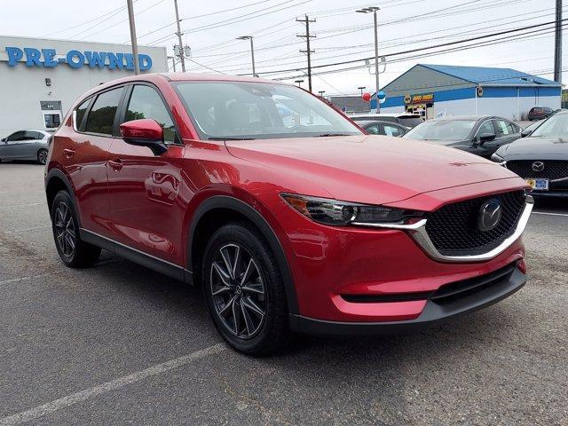 used 2018 Mazda CX-5 car, priced at $27,995