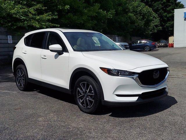 used 2018 Mazda CX-5 car, priced at $27,495