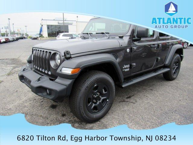 new 2018 Jeep Wrangler Unlimited car, priced at $39,455