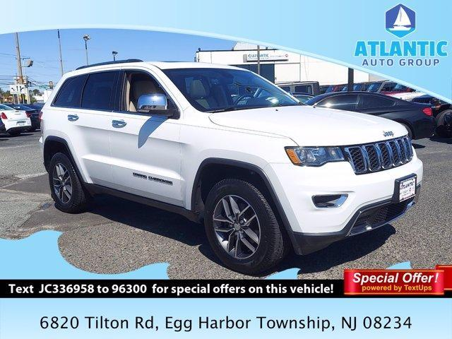 used 2018 Jeep Grand Cherokee car, priced at $30,995