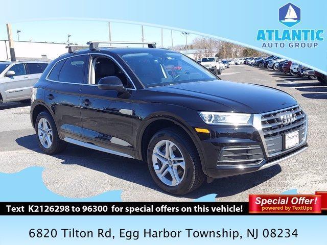 used 2019 Audi Q5 car, priced at $32,995