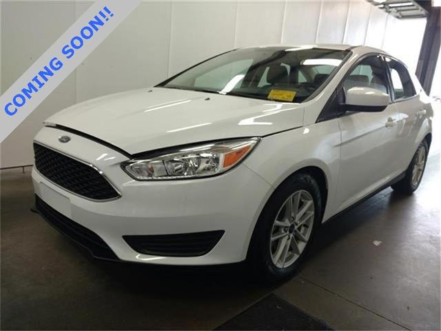 used 2018 Ford Focus car, priced at $15,000