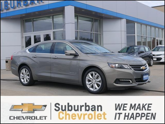 used 2019 Chevrolet Impala car, priced at $19,985