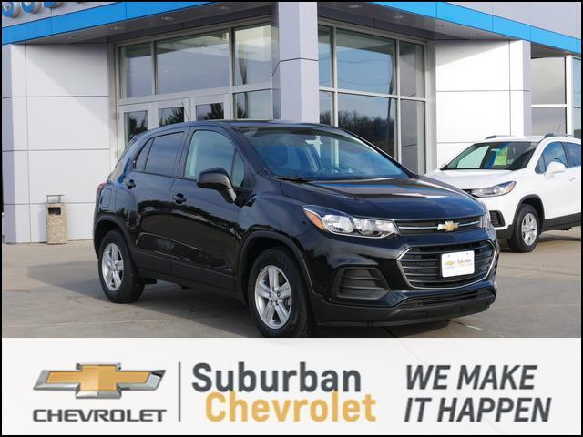 new 2021 Chevrolet Trax car, priced at $18,999
