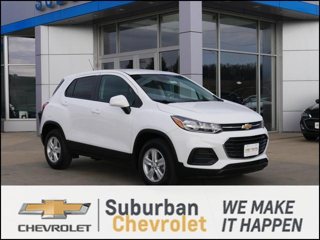 new 2021 Chevrolet Trax car, priced at $19,514