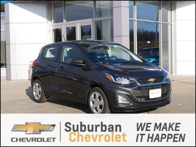new 2021 Chevrolet Spark car, priced at $13,995