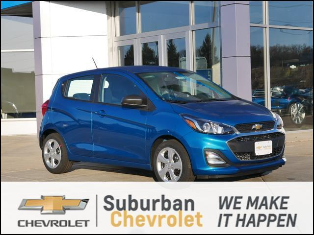 new 2021 Chevrolet Spark car, priced at $14,390