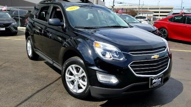 used 2017 Chevrolet Equinox car, priced at $21,937