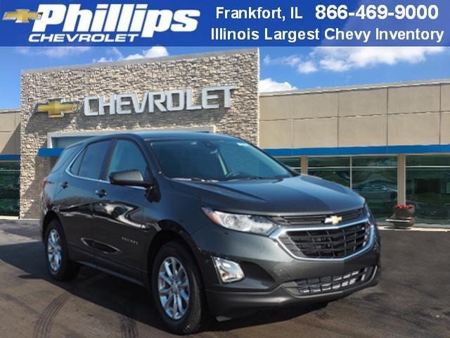 new 2021 Chevrolet Equinox car, priced at $28,780