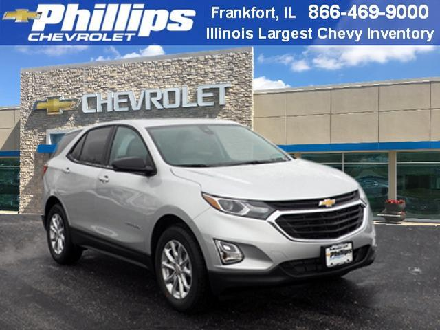 new 2021 Chevrolet Equinox car, priced at $28,265