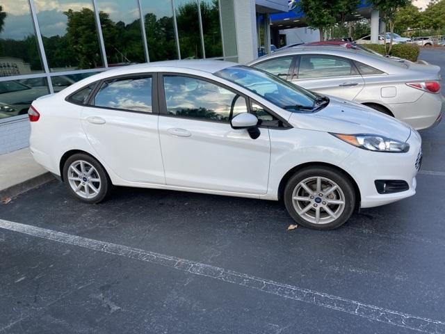 used 2019 Ford Fiesta car, priced at $14,999