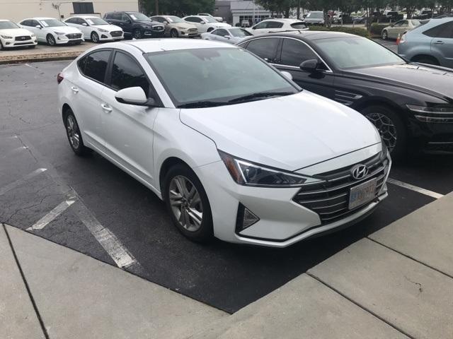 used 2019 Hyundai Elantra car, priced at $17,980