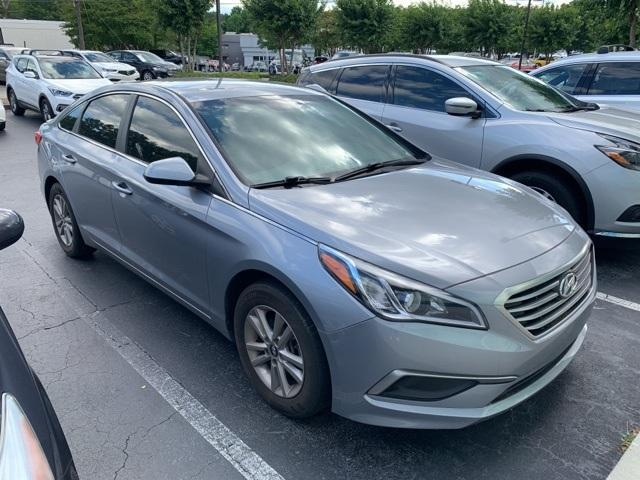 used 2017 Hyundai Sonata car, priced at $13,980