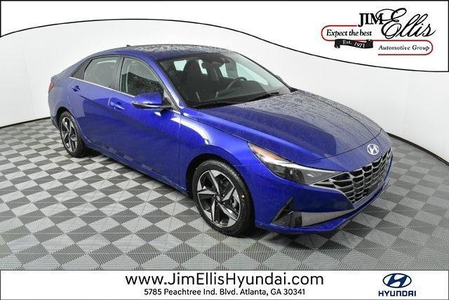 new 2021 Hyundai Elantra car, priced at $22,610